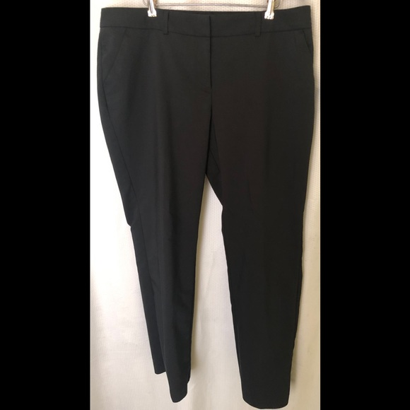 a791c7d3b Apt. 9 Pants | Apartment 9 Black Ladies Slacks Size 16 | Poshmark